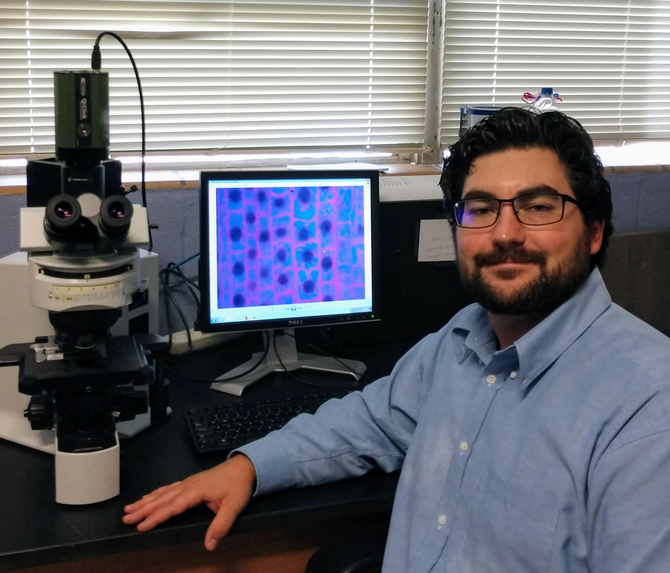 Introducing the Newest Mississippi INBRE Supported Faculty Member, Dr. Scoty Hearst