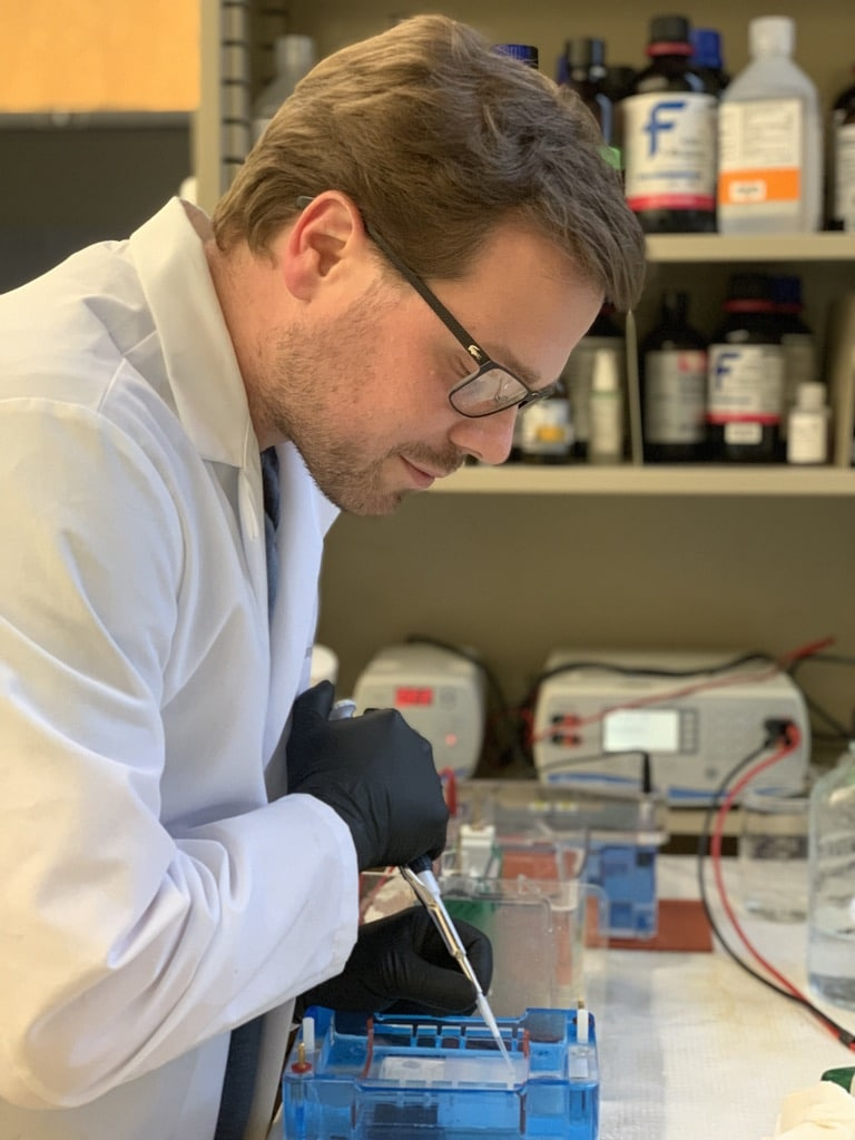 Congratulations to Dr. Alex Flynt on his recent NSF Award