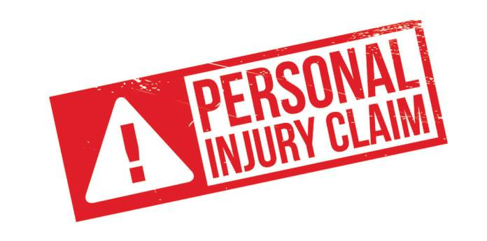 Personal Injury Claim Personales
