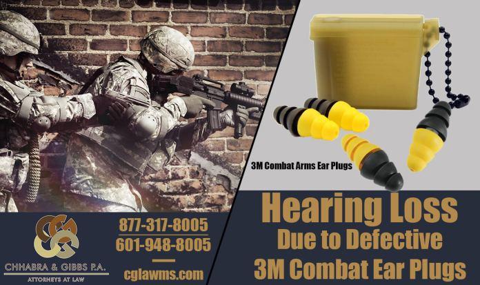 3M Defective Earplugs