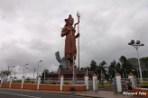 Ganga Talao Shiva statue