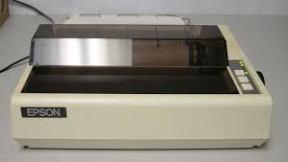 EPSON ink jet printer