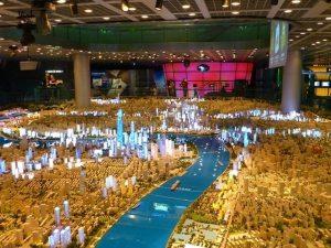 Shanghai Urban Planning Exhibition