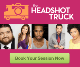 The Headshot Truck sidebar