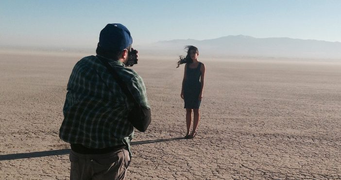 (Shooting with Tim Guzman at El Mirage Dry Lake Beds, CA)