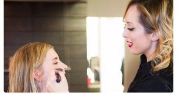 Emily Oliver makeup