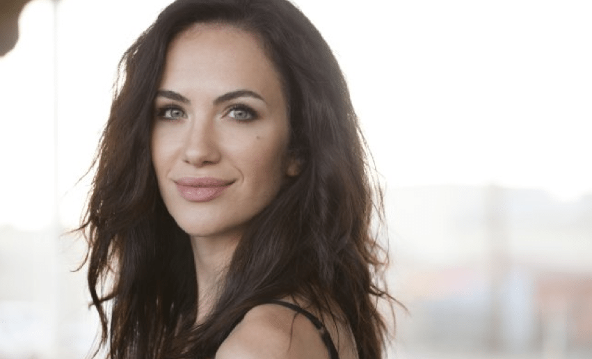 Kate Siegel by Adam Hendershott