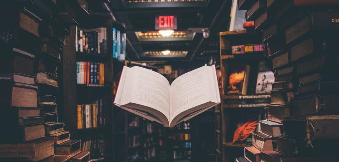What's on Your Nightstand? Suggested books and podcasts.