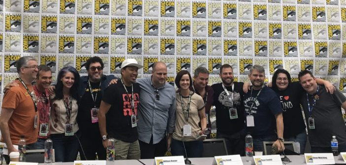 Comic-Con 2019: A Guide for Aspiring TV Writers