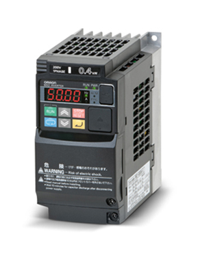 Omron VFD variable frequency drive