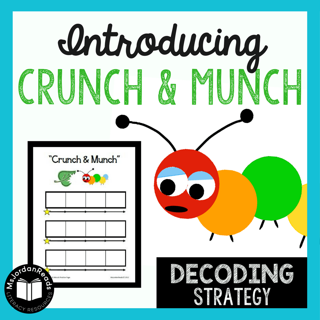 Crunch And Munch Words