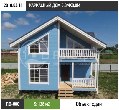 Строительство загородных домов под ключ в Москве и ...
