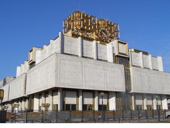 Большой концертный зал Академический (БКЗ Академический ...