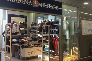 Магазин в аэропорту Бриндизи