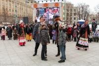 Широкая Масленица в Москве