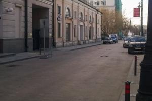 Малый Толмачевский переулок - дорога к ВЦ Италии в Москве