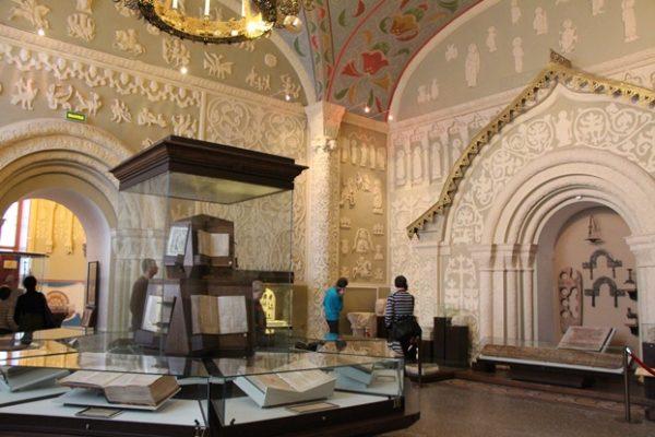 Моя экскурсия в Исторический музей Москвы