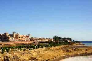 Отель в Хургаде