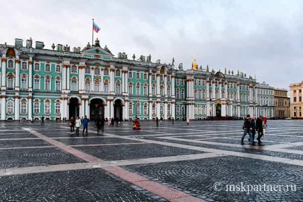 Путешествие в Санкт-Петербург