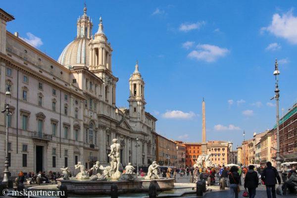 Районы Рима