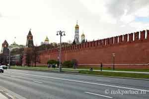 Пешком по Москве - Кремлевская стена