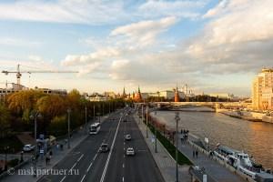 Пешком по Москве