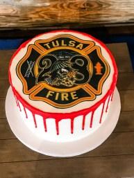 Tulsa Fire, Grooms cake
