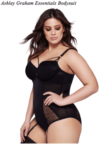 Ashley Graham Essential Bodysuit from AddtionElle