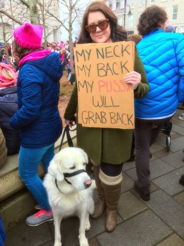Why I Marched on Washington in Kingston, Ontario