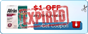 $1.00 off any Afrin product