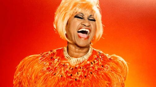 Celia Cruz, campione dei pesi massimi categoria drag