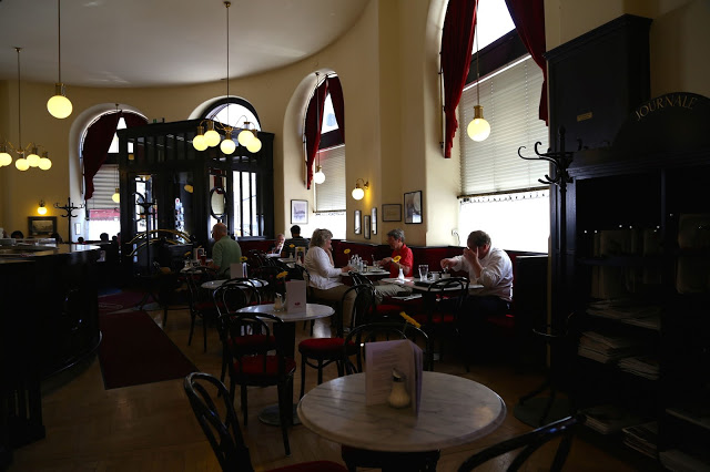 Cafe Grienstadel, Vienna