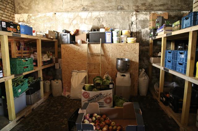 dunkirk community kitchen for refugees