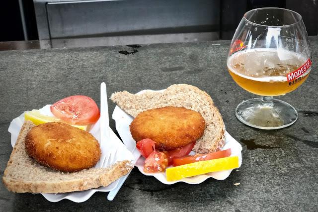 croquettes Antwerp