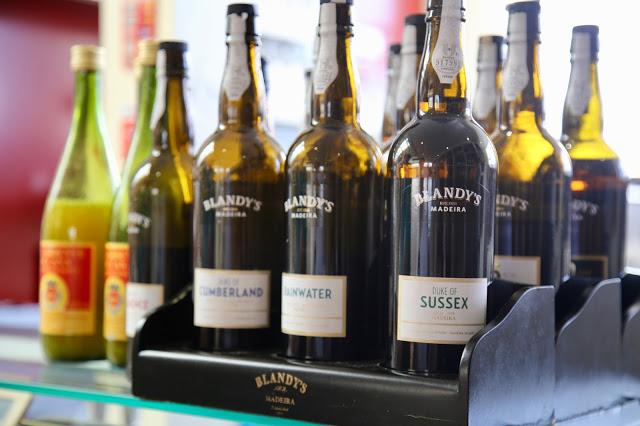 madeira wines, Funchal, Madeira,  pic: Kerstin Rodgers/msmarmitelover
