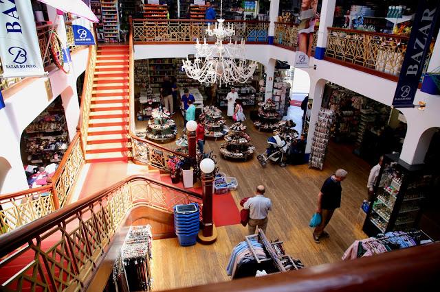 bazar do povo, Funchal, Madeira,  pic: Kerstin Rodgers/msmarmitelover