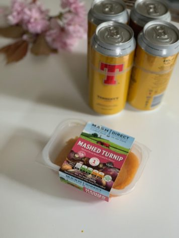 Scottish food car food