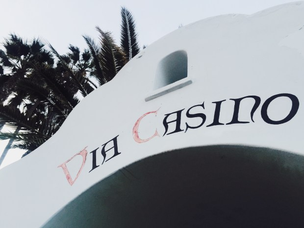 Casino, Palms, Catalina Island, Wanderlust, Architecture, Culture, History,
