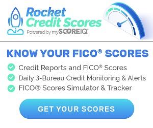 Rocket Credit Scores [439118]