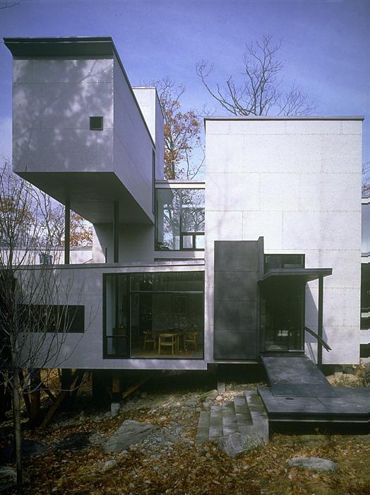 Nomentana Residence 171 Mack Scogin Merrill Elam Architects