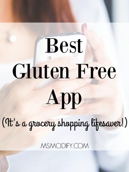 Best gluten free app