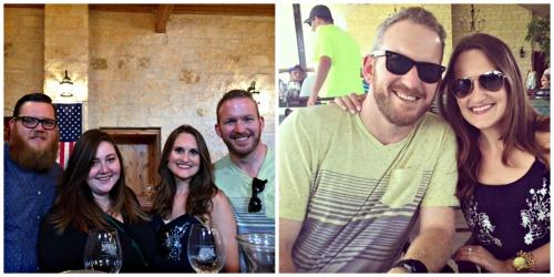 Becker Winery Friends