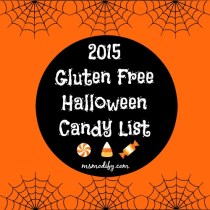 gluten free candy list