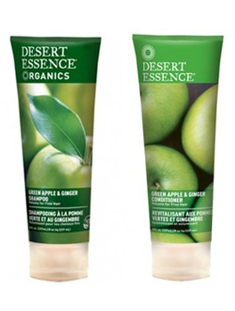 Dessert-Essence-green apple and ginger shampoo+conditioner