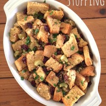 Williams-Sonoma gluten free stuffing