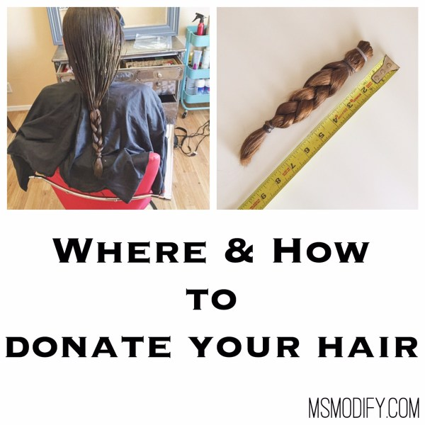 where and how to donate your hair