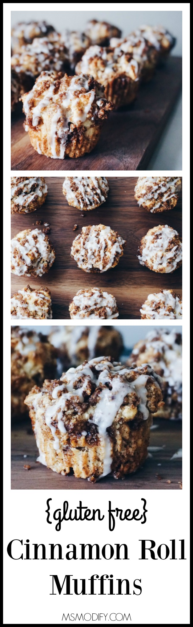 Gluten Free Cinnamon Roll Muffins Msmodify