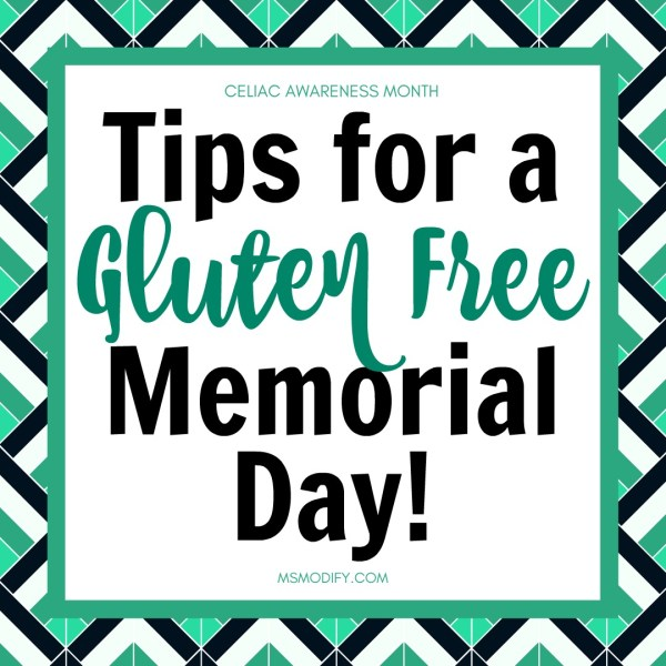 Tips for a Gluten Free Memorial Day