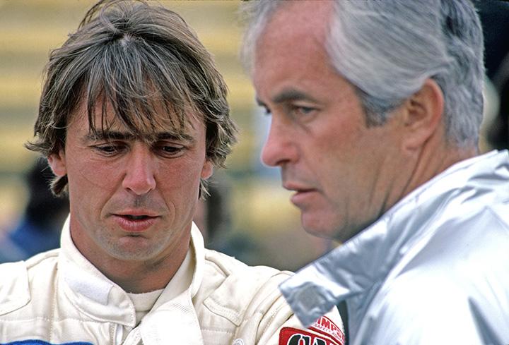 Rick Mearss 1980 F1 Tests With Brabham Motor Sport Magazine