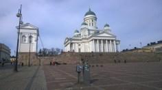Dómkirkjan í Helsinki